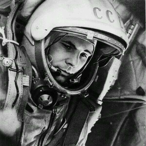 1961 Gagarine Youri 1961