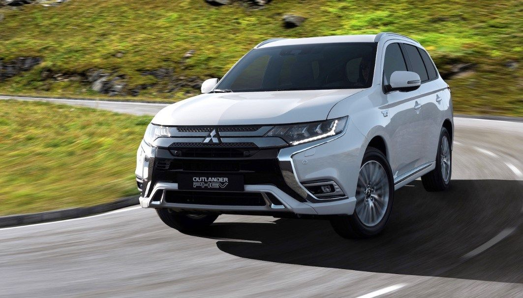 2020 Mitsubishi Outlander Model Overview, Performance