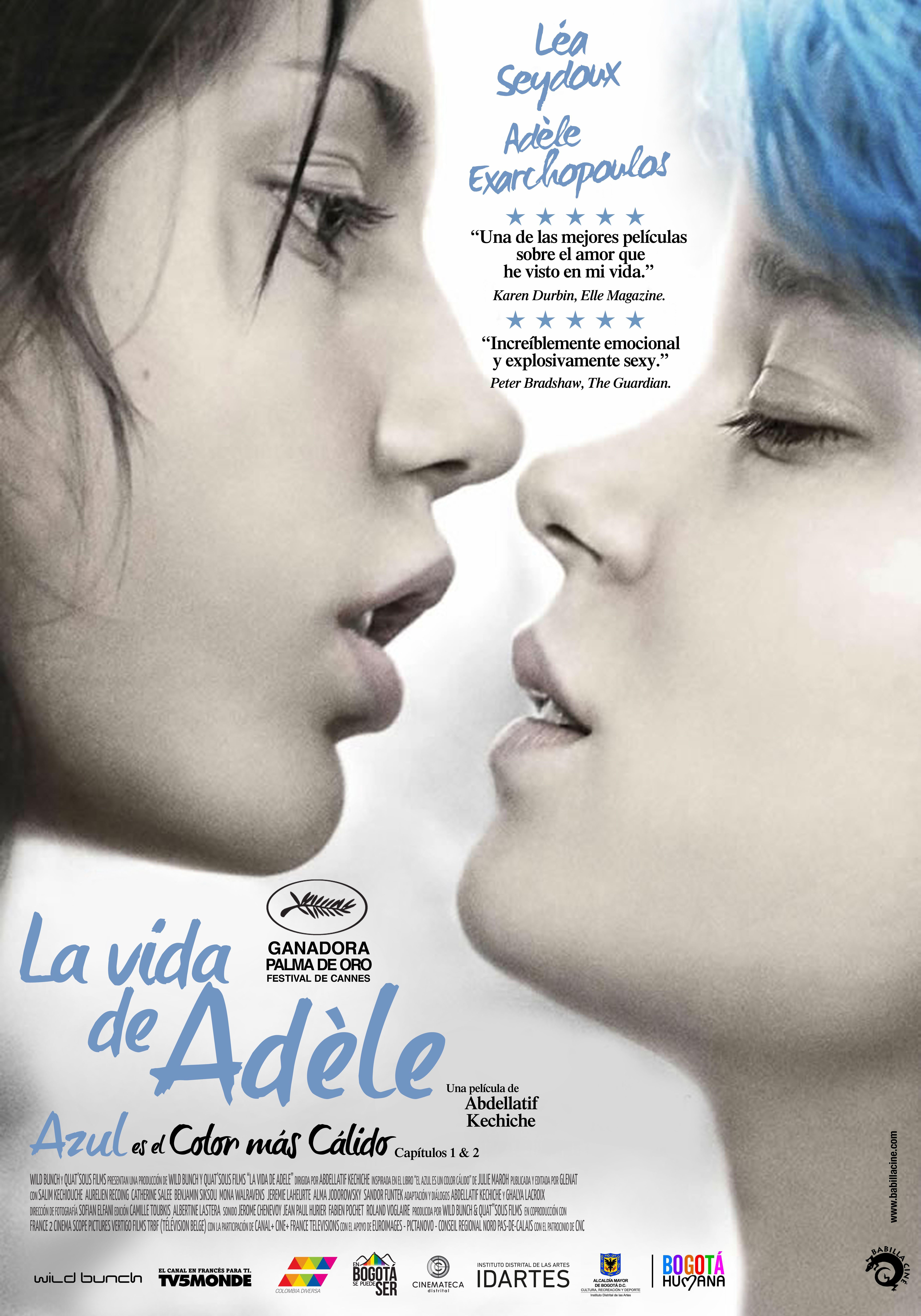 La Vie D Adèle Chapitres 1 Et 2 2013 Película Francesa Dramática Romántica Basada En La Novela Gráfica Le B La Vida De Adele Ver Peliculas Gratis Peliculas