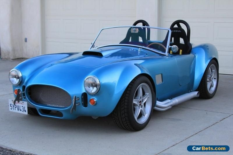 1965 Shelby Cobra Shelby Cobra Forsale Canada Odd Vehicles