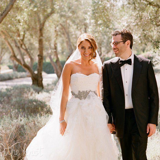 A Sophisticated Wedding In Santa Barbara, CA
