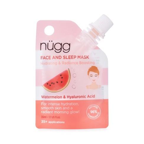 nügg Morning Glow Watermelon Sleeping Mask 1.1 fl oz
