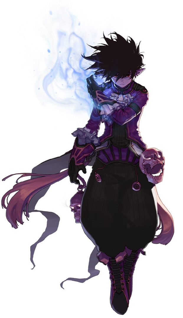 """Male Mage from """"Dungeon Fighter Online"""" (With images"""