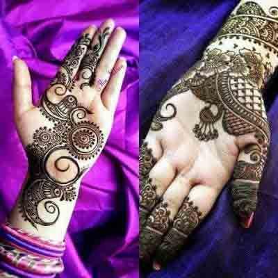 Simple Pakistani Mehndi Designs For Eid 2019 Latest Mehndi