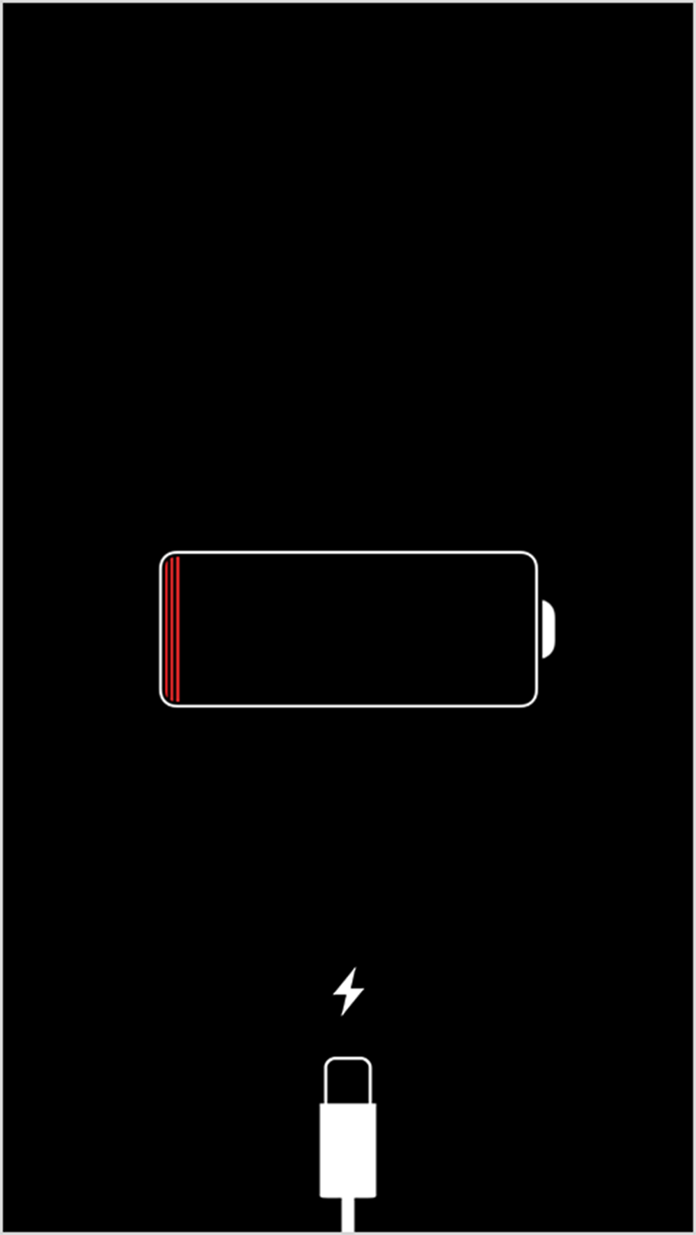 Get Good Black Background for iPhone Today