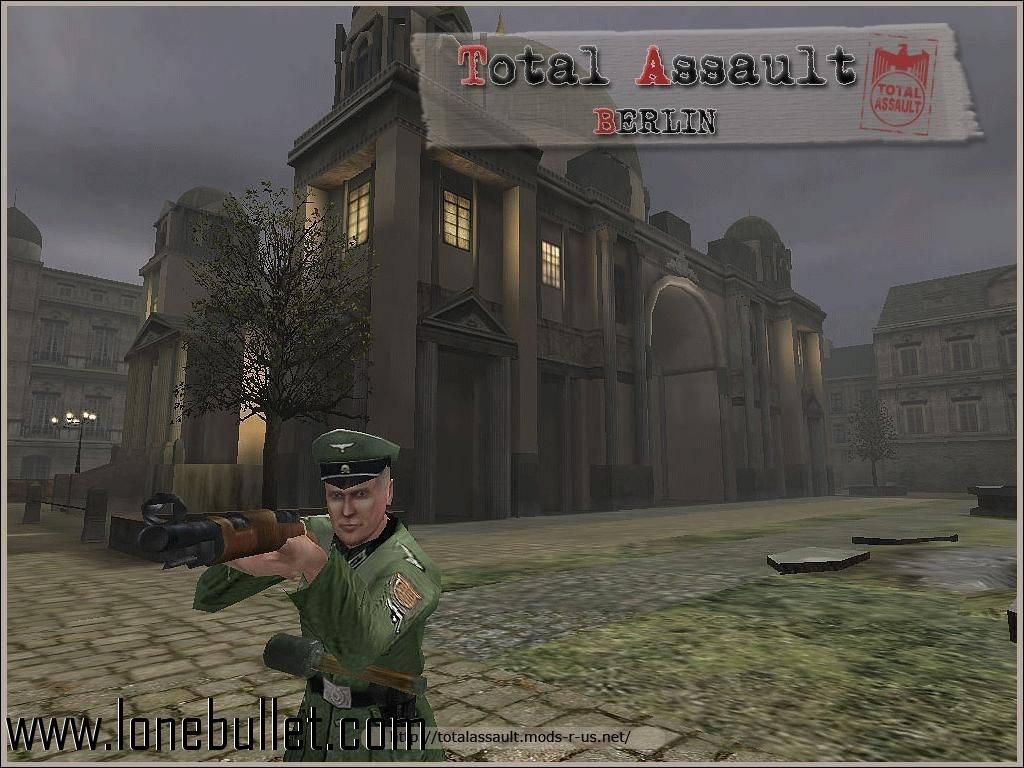 Download Magna Cartas Luftwaffe 1 Mod For The Game Medal Of Honor Allied Assault You Can Get It From Lonebullet Http Ww Medal Of Honor Luftwaffe Assault