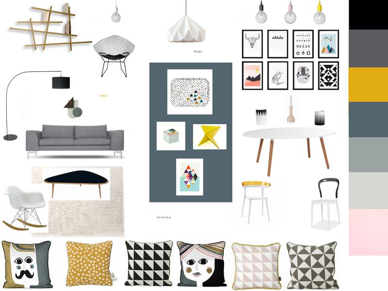 esprit scandinave par deco83 a d couvrir sur kozikaza peinture pinterest esprit scandinave. Black Bedroom Furniture Sets. Home Design Ideas