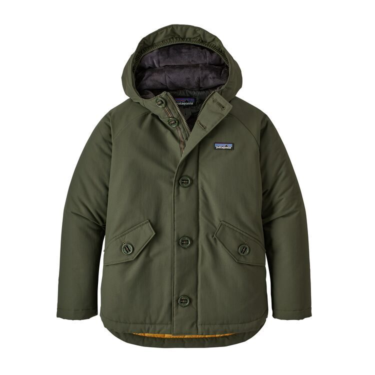 Insulated In Isthmus Patagonia 2019 JacketWtc Boys' BQoWdCerx