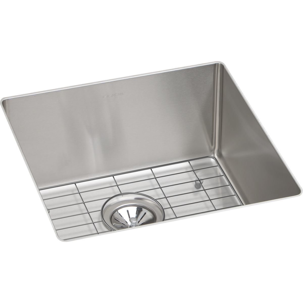 Elkay Crosstown Single Bowl Undermount Kitchen Sink Kit