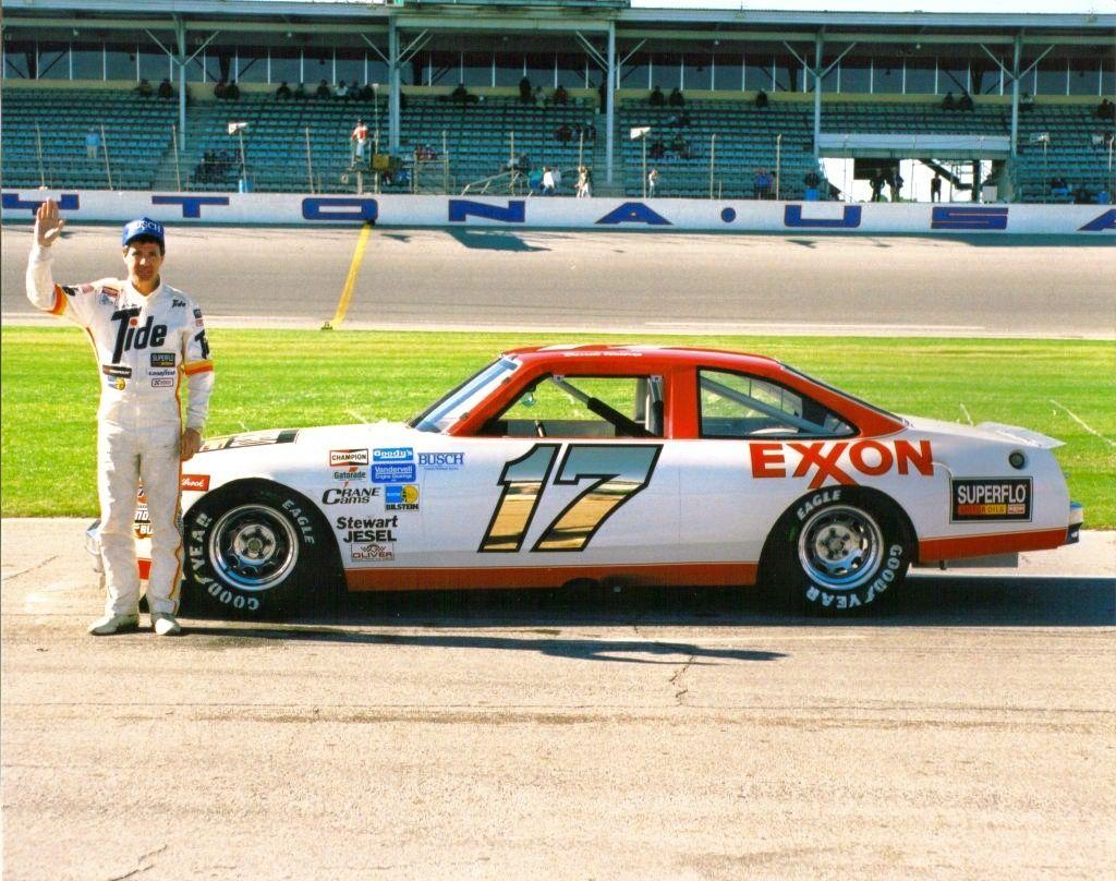 Dw S Exxon Superflo Nova Nascar Race Cars