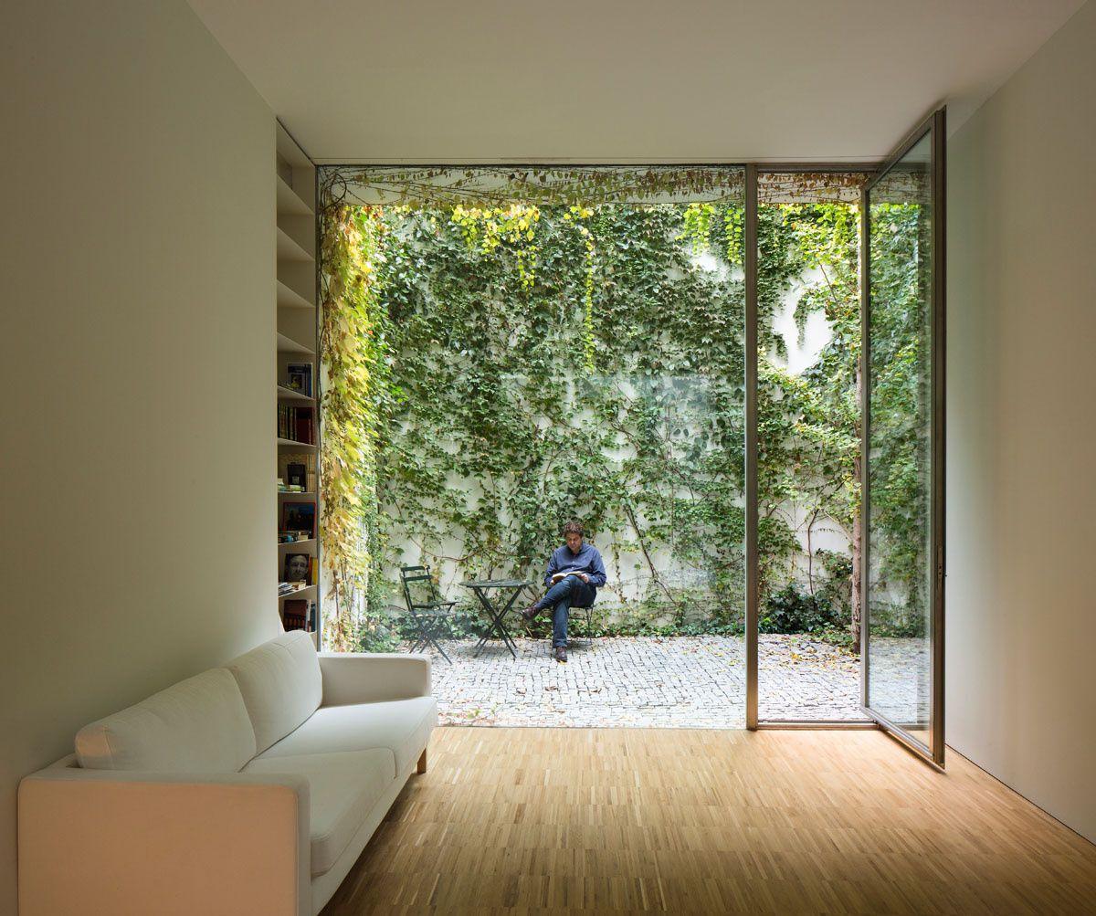 González-schönegger Arquitectos / Rehabilitación De Una
