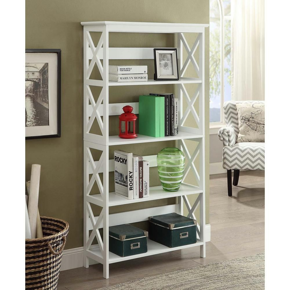 Oxford white tier bookcase oxfords and products