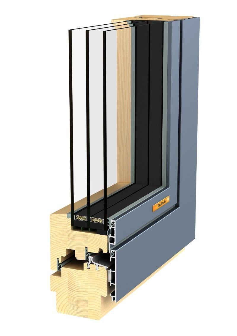 Inline 91 Slim Gaulhofer United Kingdom Baukonstruktionen Fenster Architektur