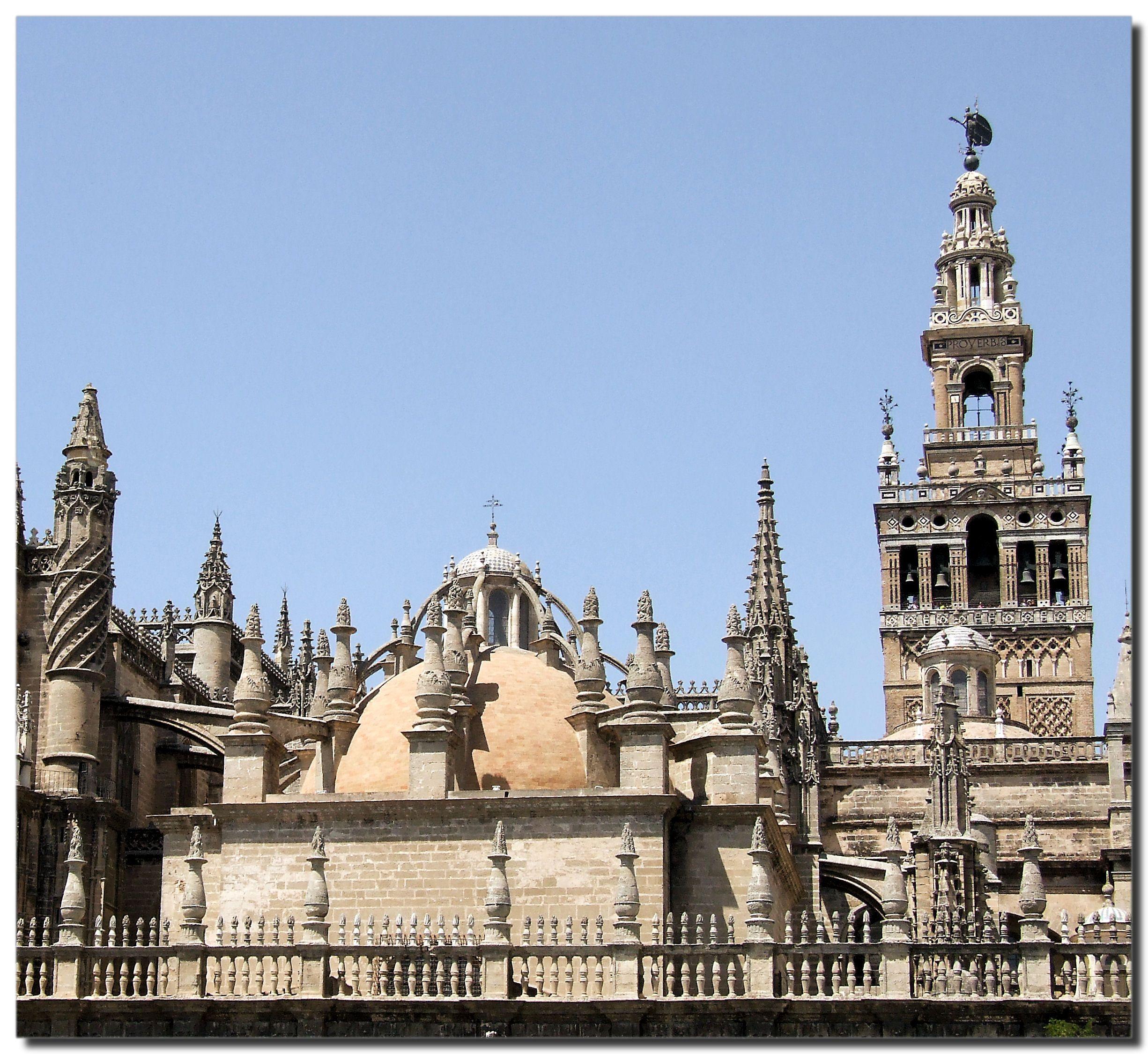 Catedral de Santa María de la Sede - Sevilla (Spain)
