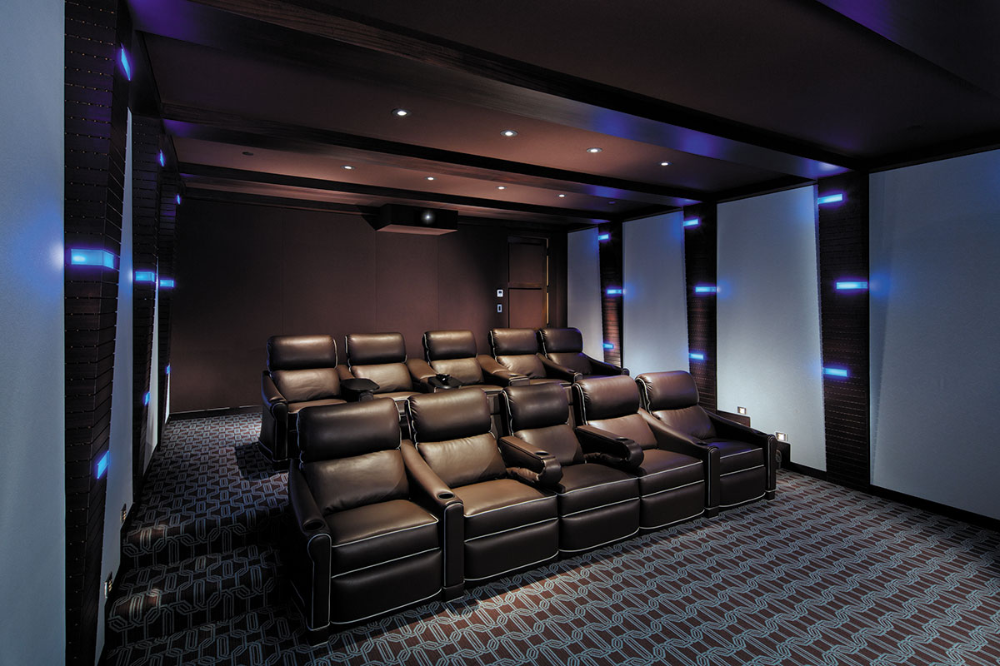 Installations Fortress Seating Home Theater Design Small Home Theaters Home Theater Installation