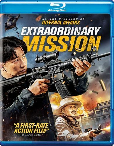 Extraordinary Mission (2017) BluRay 720p 750MB ( Hindi – Chinese ) ESubs MKV