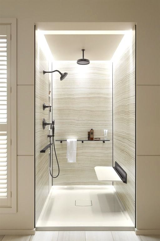 Recessed Lighting For Bathroom Showers