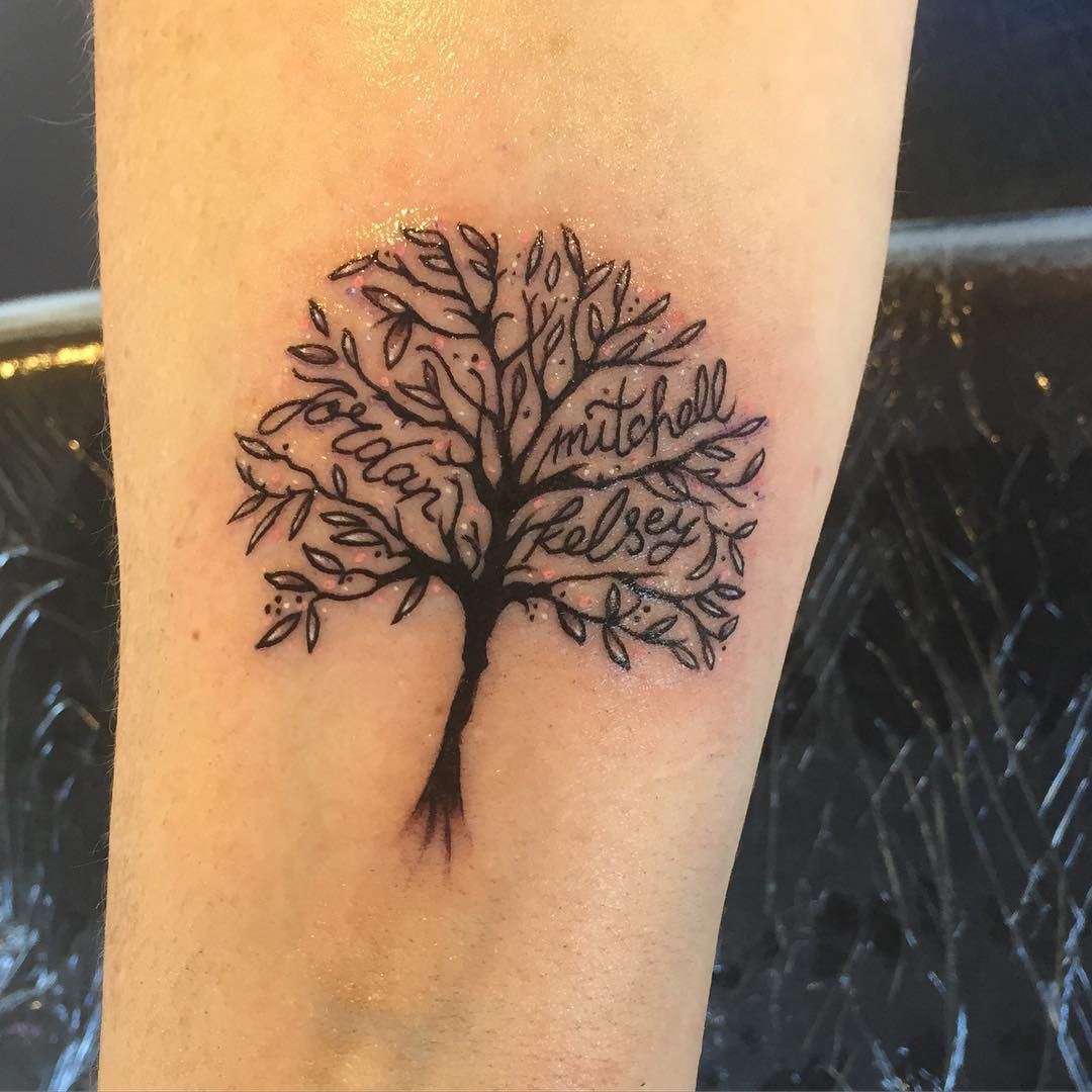 60 Rousing Family Tattoo Ideas Using Art to Honor Your