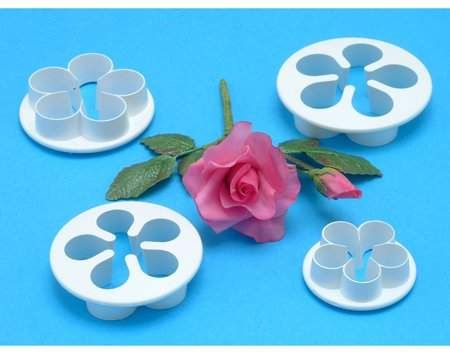 Pme 5 petal Cutter set//4