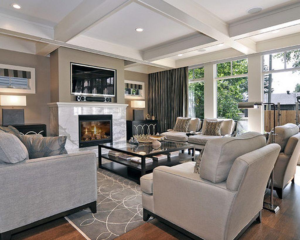 transitional living room design. Gorgeous 100+ Transitional Living Room Decor Ideas Https://pinarchitecture.com/ Design G