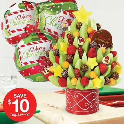 The Most Magical Christmas Magical Christmas Fruit Gifts Christmas Chocolate