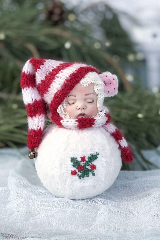 Christmas teddies . New Year's white mouse symbol 2020