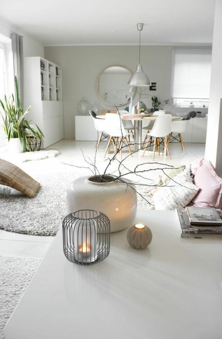 wohnung einrichten tipps 50 einrichtungsideen und fotobeispiele home pinterest. Black Bedroom Furniture Sets. Home Design Ideas