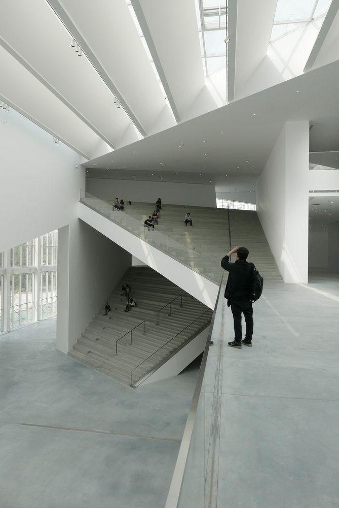 Minsheng Contemporary Art Museum / Studio Zhu-Pei