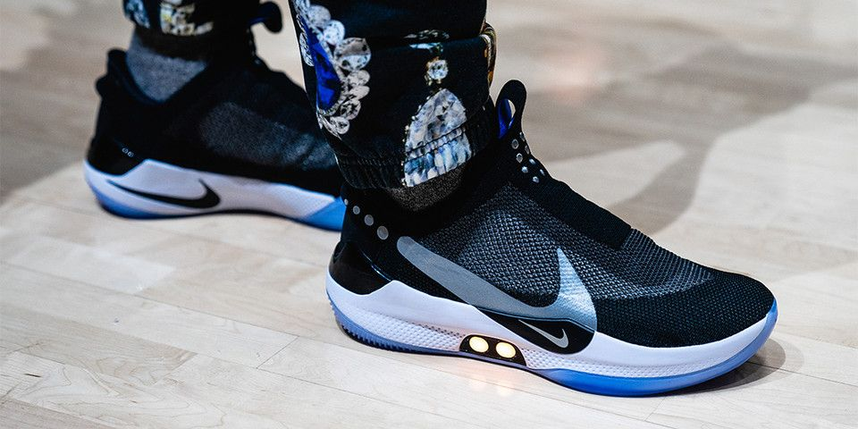 bibliotecario giro Beneficiario  Nike Adapt BB Leads a Tech-Heavy Week of Footwear Drops | Nike ...