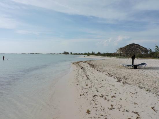 CUBA - Playa Paraiso