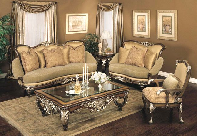 Elegant Formal Living Room Furniture - Euskal.Net