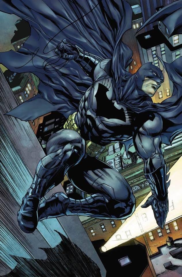 Tony S. Daniel ( Batman ) *