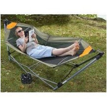 Hammock Cool New Camping Gear You Need