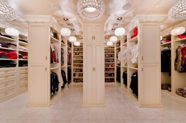 Woman\'s Dream Closets | Creative Ideas | Pinterest | Dream closets ...