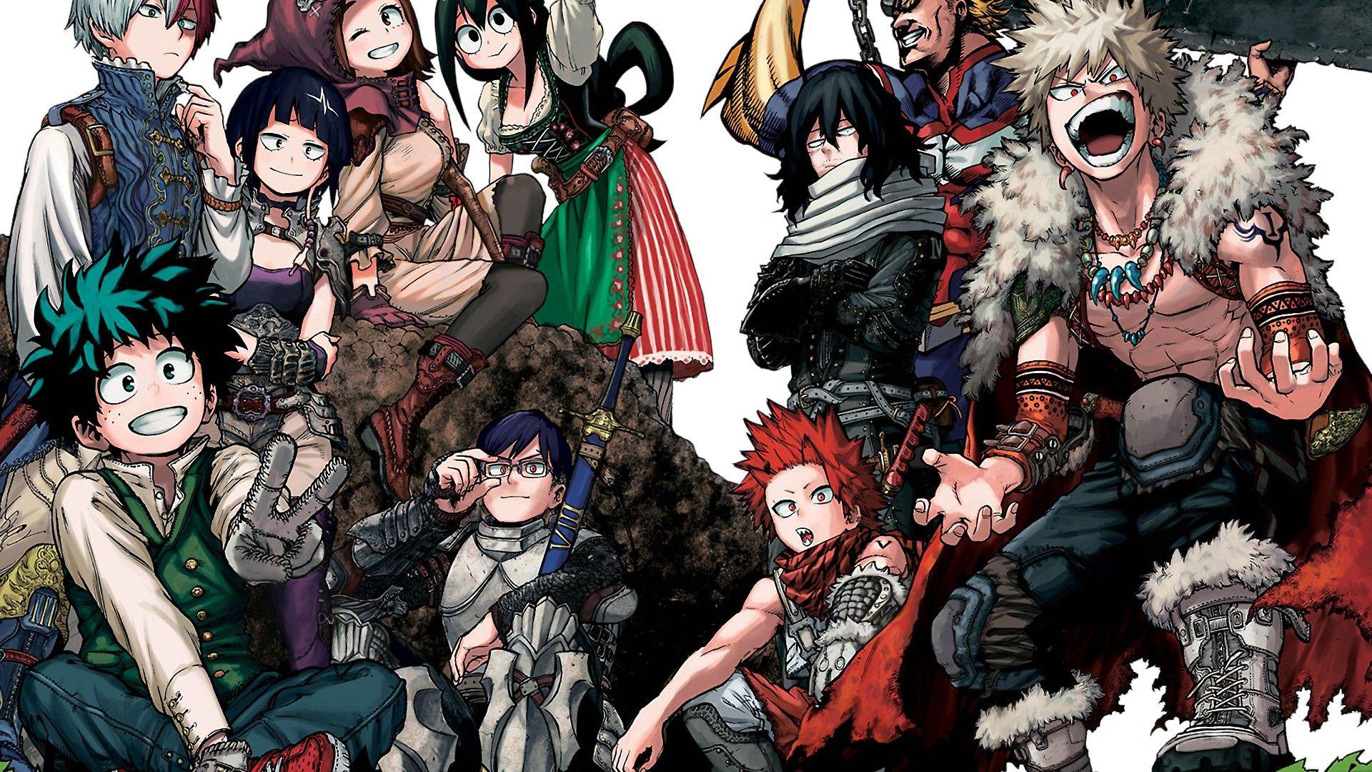 My Hero Academia Poster Hd Wallpaper Best Movie Poster Wallpaper Hd Anime Anak Laki Laki Anak Laki Laki Anak