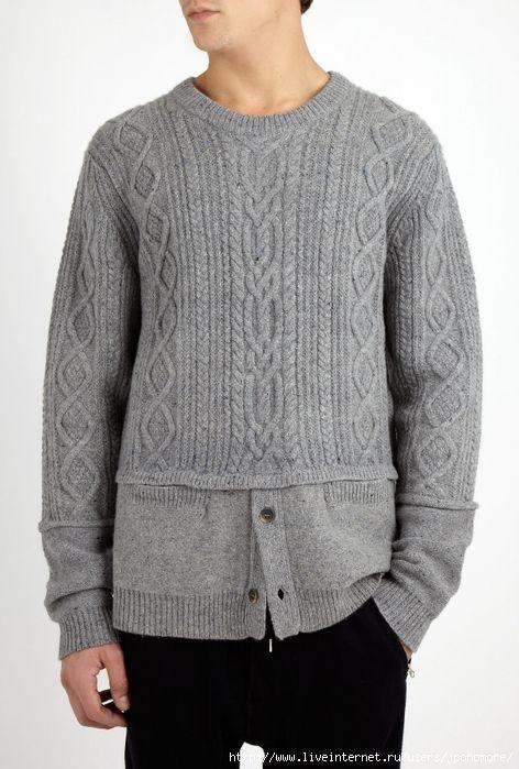 f124b7c59a6 Мужские свитера