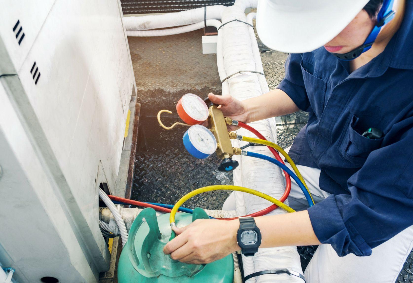 HVAC Related Water Damage Repair in Utah Disaster