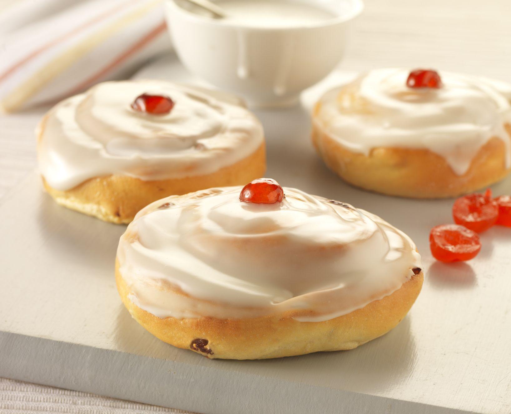 Cream Cake Greggs