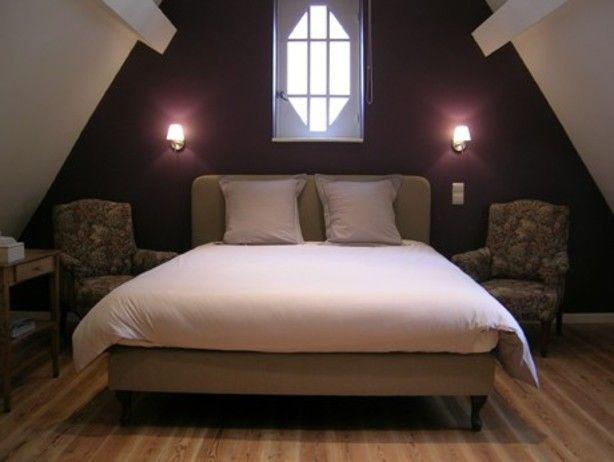 Aubergine slaapkamer op pinterest paarse sprei paars for Interieur aubergine