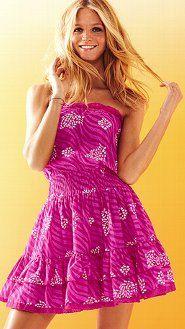 Victoria Secret Sun Dress