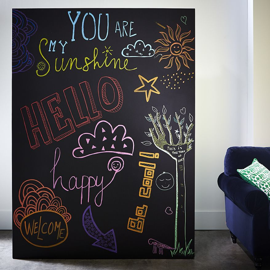 mur d 39 expression feutres posca decora o en 2018 pinterest feutre posca posca et expressions. Black Bedroom Furniture Sets. Home Design Ideas