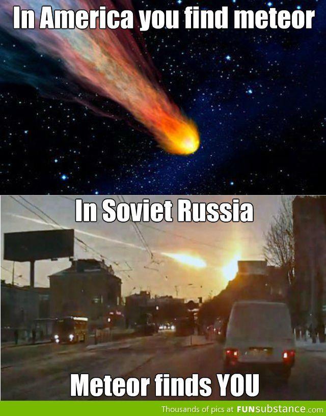 In Soviet Russia In Soviet Russia In Soviet Russia Jokes