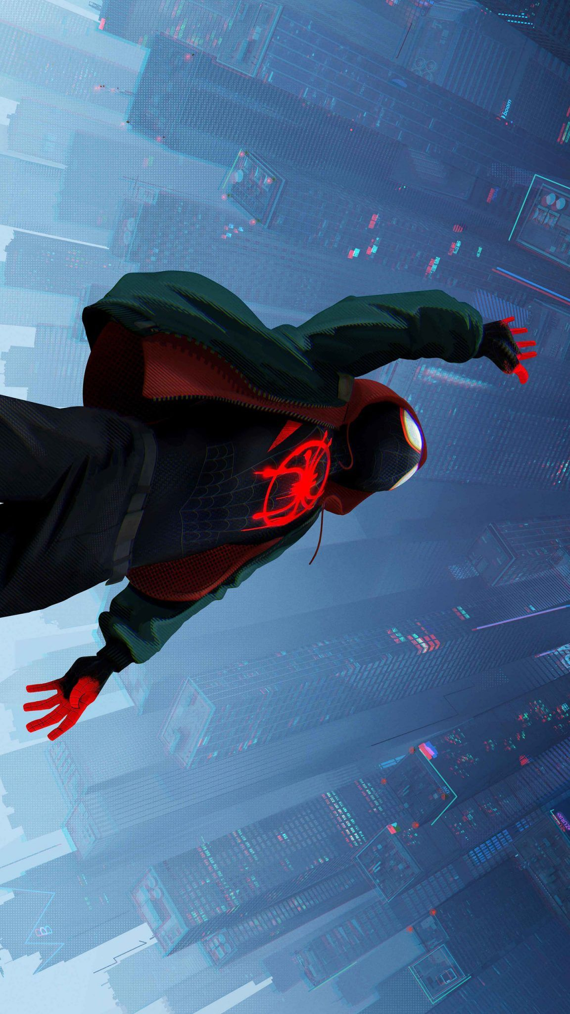 Top Spiderman Wallpapers Ps Homecoming Into The Spider Verse Update Freak