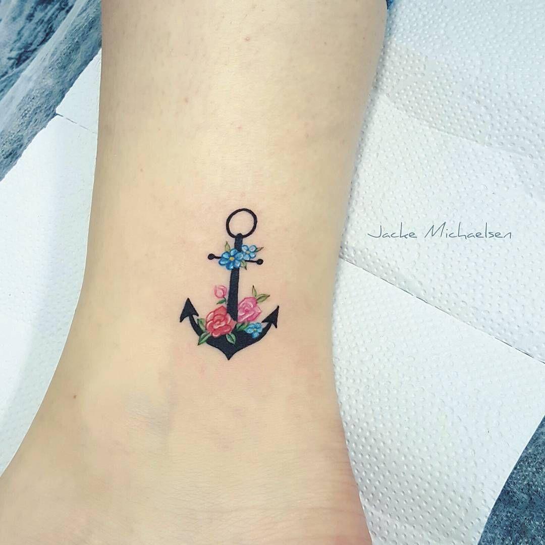 Ancla Por Jacke Michaelsen Tatoo Pinterest Tattoos Anchor