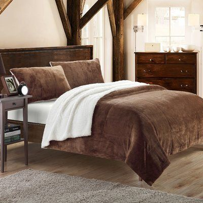 microplush comforter set queen