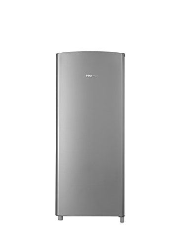 Hisense Rr63d6ase Refrigerator With Single Reversible Door And Freezer 6 3 Cu Ft Stainless Silver Check Out This Great Single Doors Refrigerator Freezer