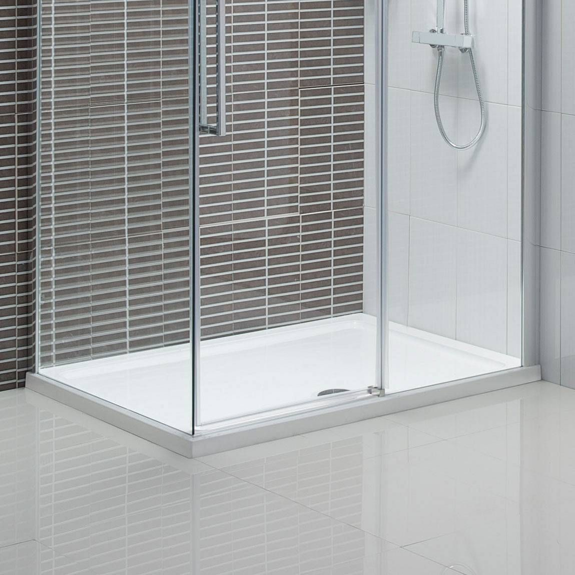 Orchard Rectangular Stone Shower Tray Up To 1200mm In 2020 Stone Shower Modern Shower Shower Tray Sizes