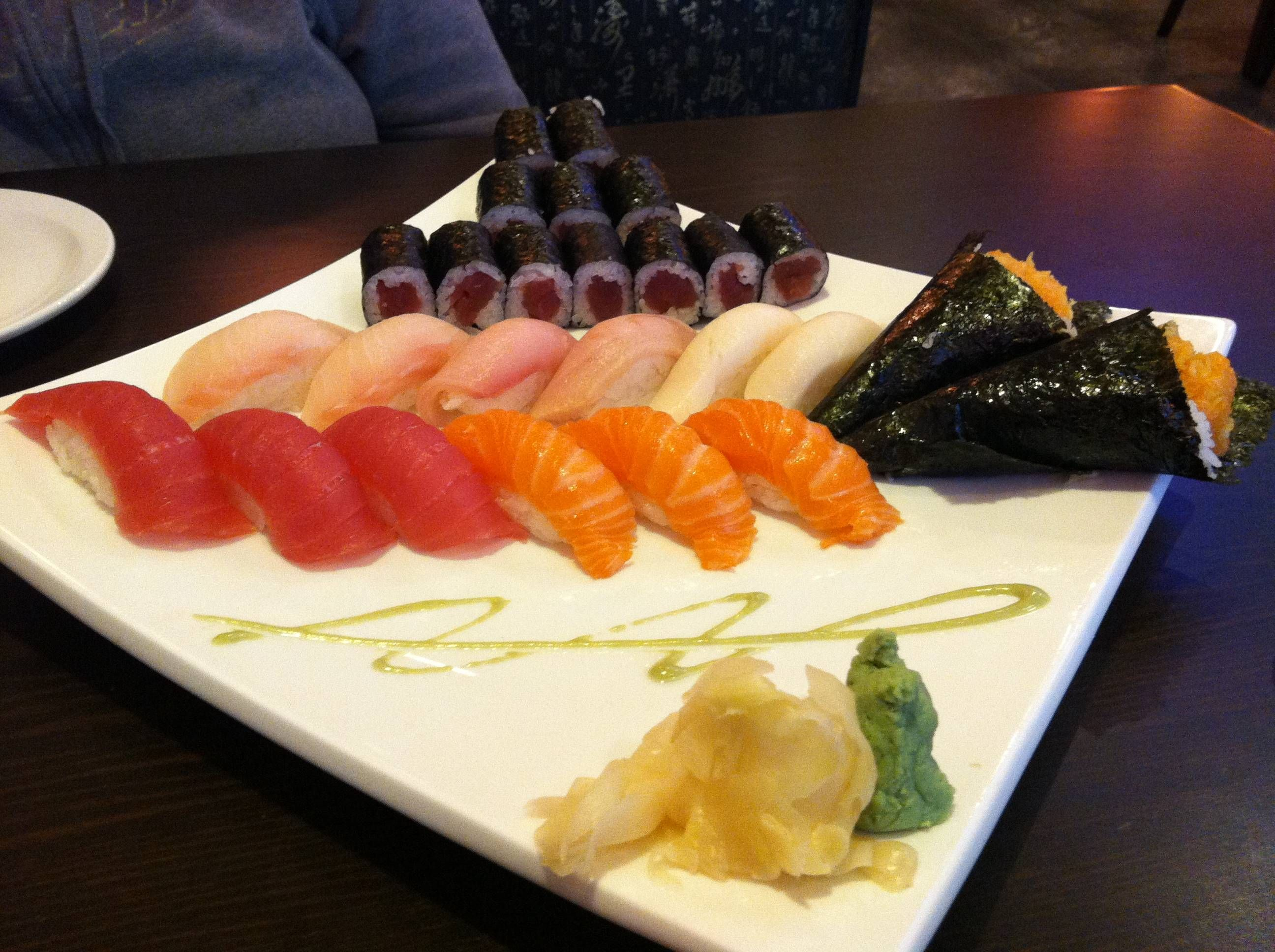 Fuji Sushi in Midland, MI Sushi, Eating habits, Food