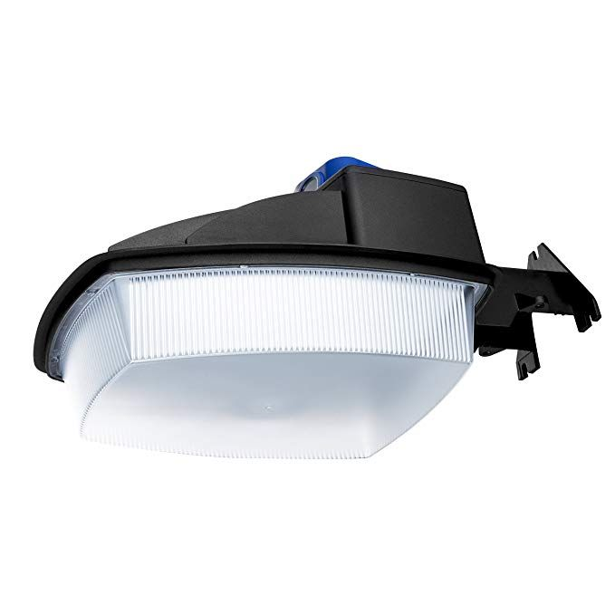 JESLED LED Parking Lot Light 100W~300W Street Light 5000K IP65 Slip Fit Mount