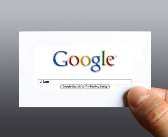 Cool Idea For Business Cards